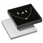Jewellery boxes, necklace / earstuds / ring